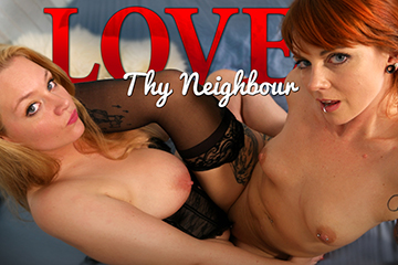 Love Thy Neighbour VR Porn