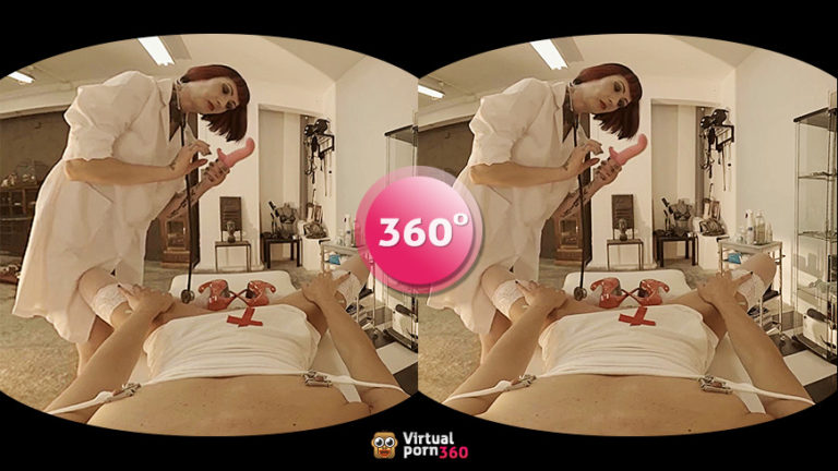 First-Sex Kit: Meet The Nurse VR Porn