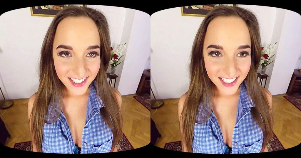 Amirah Adara Casting VR Porn
