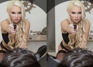 Agent Dick VR Porn