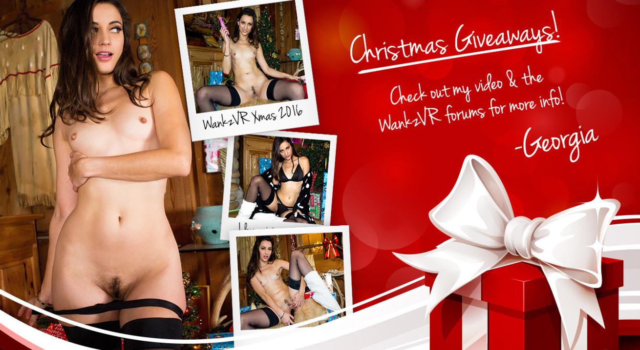 Christmas Surprise! VR Porn