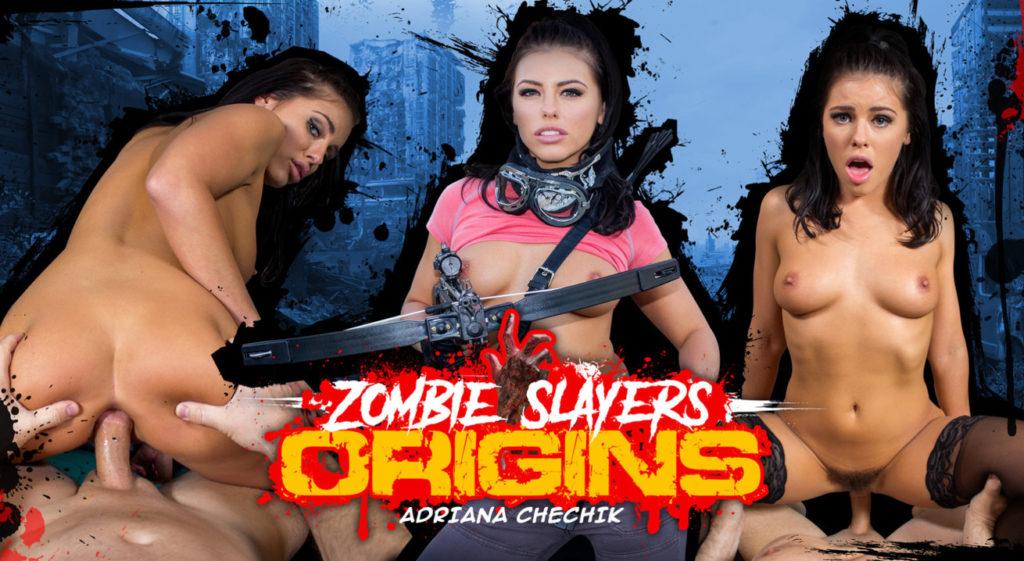 Zombie Slayers: Origins VR Porn