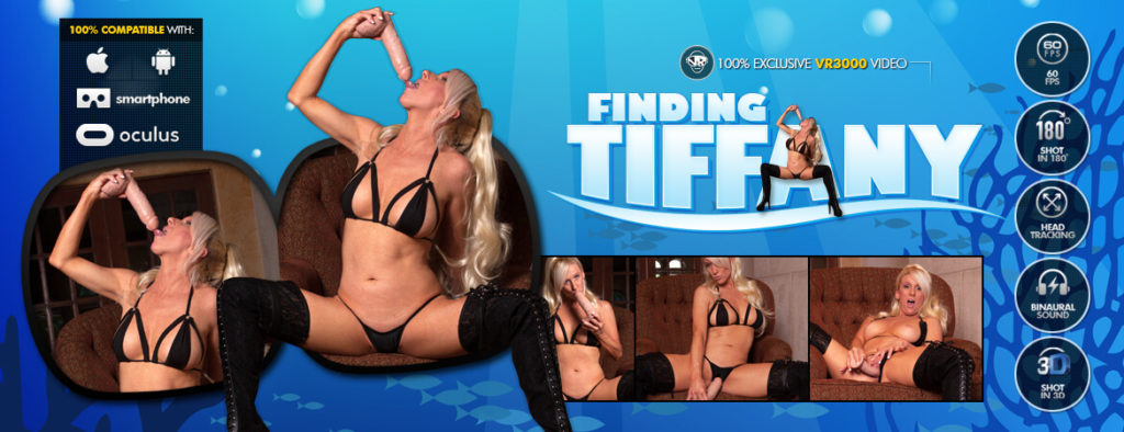 Finding Tiffany VR Porn