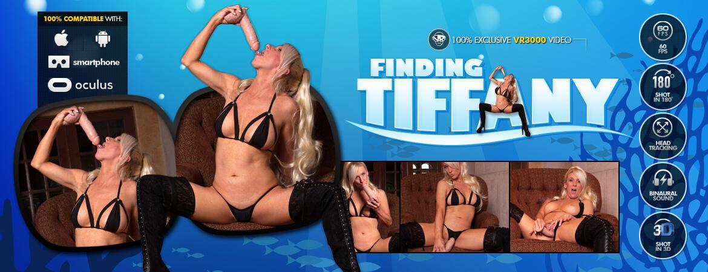 Finding Tiffany VR Porn