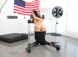 Big Baton VR Porn