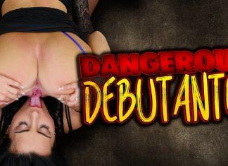 Dangerous Debutantes Karol Linden and Anna Rose VR Porn