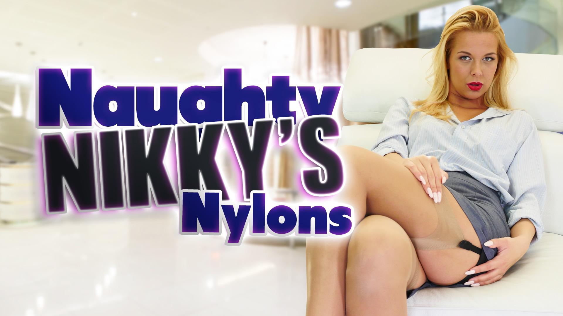 Naughty Nikky's Nylons Nikky Dream