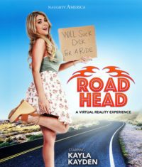 Kayla Kayden in Road Head VR Porn