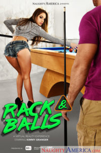 Kimmy Granger in Rack & Balls