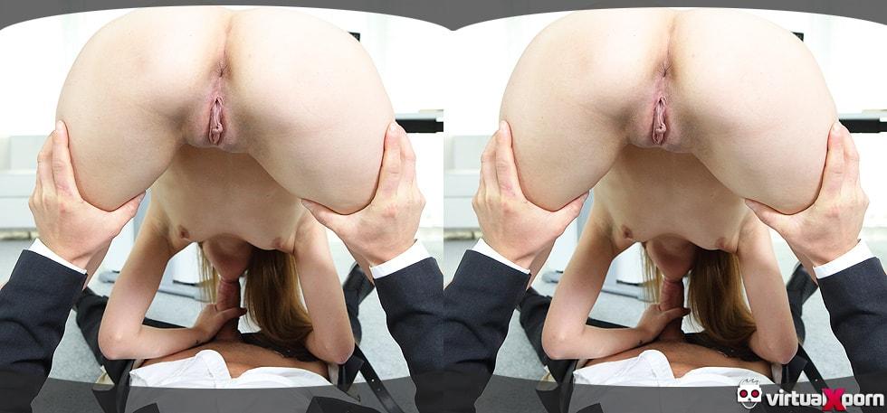 Cute Schoolgirl Sex VR Porn