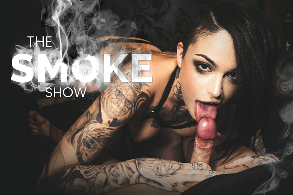 The Smoke Show VR Porn