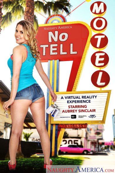 Aubrey Sinclair in No Tell Motel VR Porn