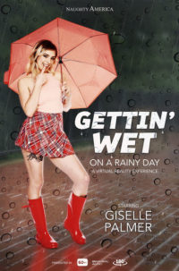 Giselle Palmer in GETTING WET on a Rainy Day