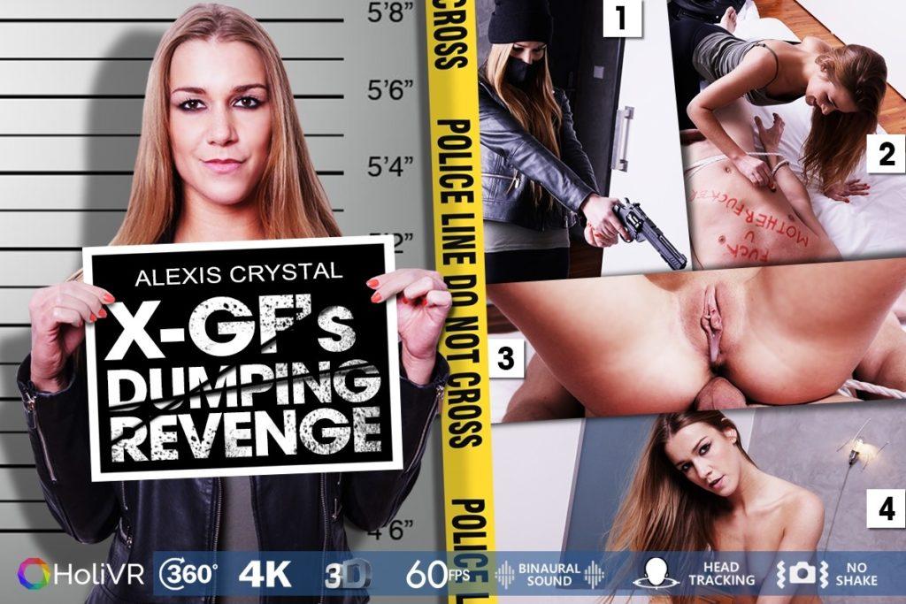 X GF's Dumping Revenge VR Porn