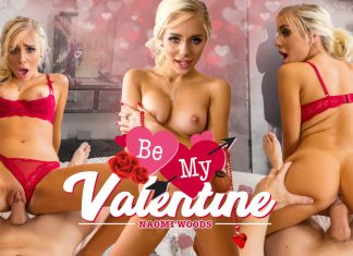Be My Valentine VR Porn