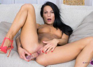 Sexy Lexi casting session VR Porn