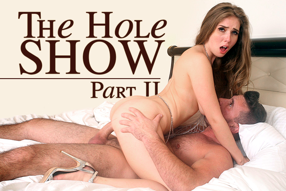 The Hole Show Part 2 VR Porn
