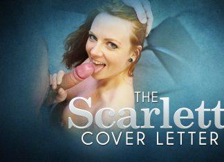 The Scarlet Cover Letter VR Porn