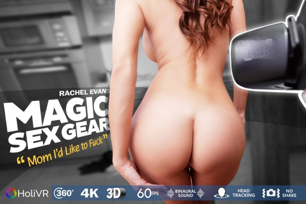Magic Sex Gear - MILF VR Porn