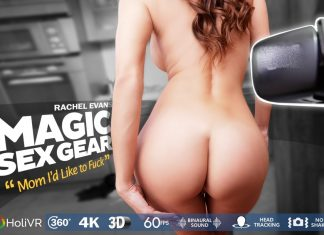 Magic Sex Gear - MILF VR Porn