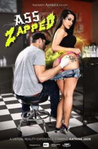 Katrina Jade in Ass Zapped VR Porn