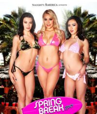 """Lana Rhoades, Kylie Page, Lily Jordan in """"Spring Break 2017 - The Party"""""""