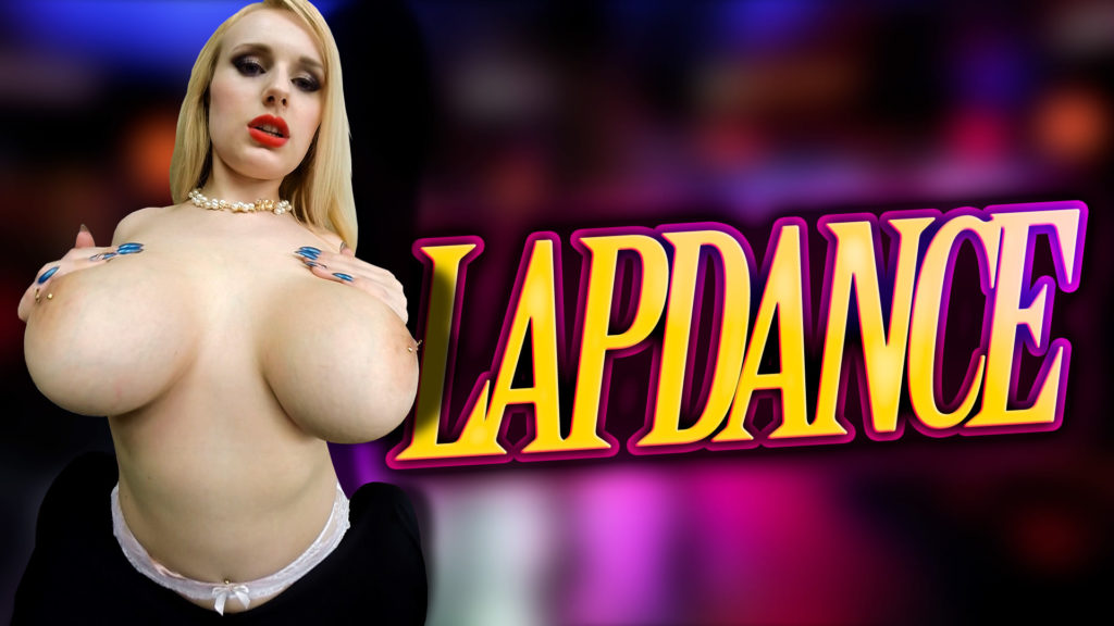 Lapdance Angel Wicky VR Porn