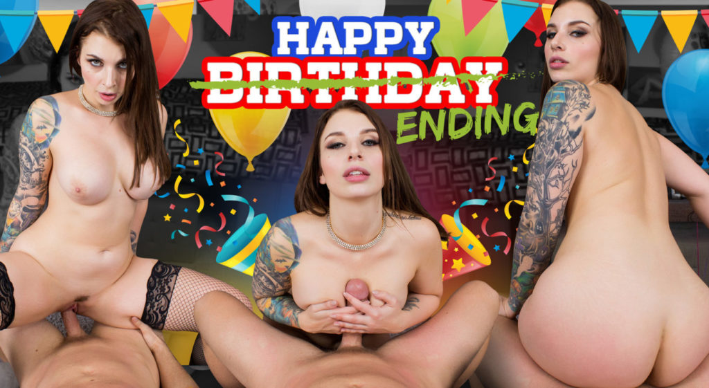 Happy Birthday VR Porn