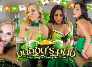 Paddy's Pub VR Porn