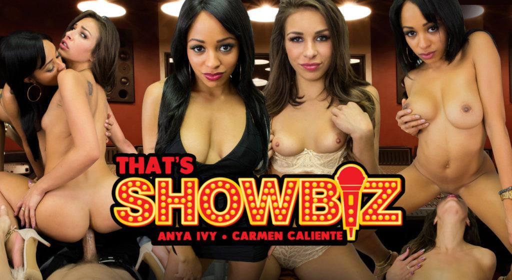 That's Showbiz! VR Porn