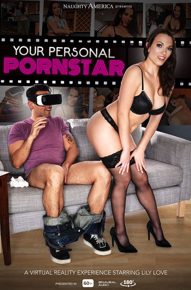 Lily Love In You Personal Pornstar VR Porn