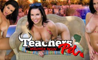 Teachers Pet VR Porn