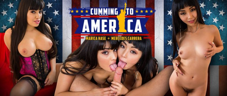 Cumming to America