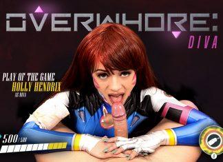 Overwhore: DiVa VR Porn