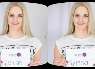Cute Katy in Casting