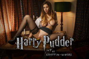 Harry Pudder In The Gryffin-Whore