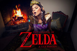 The Legend Of Zelda - A XXX Parody