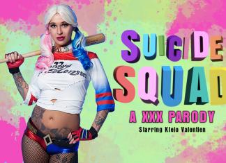Suicide Squad XXX Parody