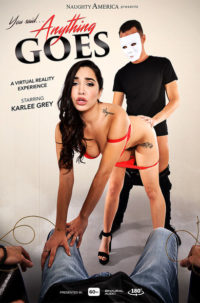 Karlee Grey in You said... Anything Goes