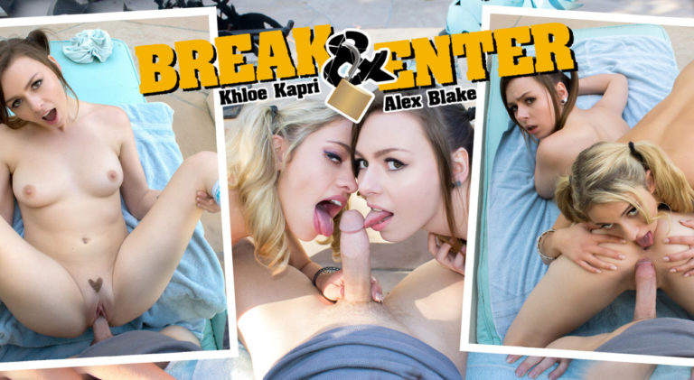 Break & Enter