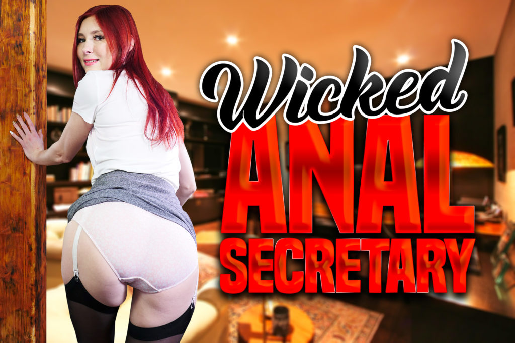 Wicked Anal Secretary Katy Gold