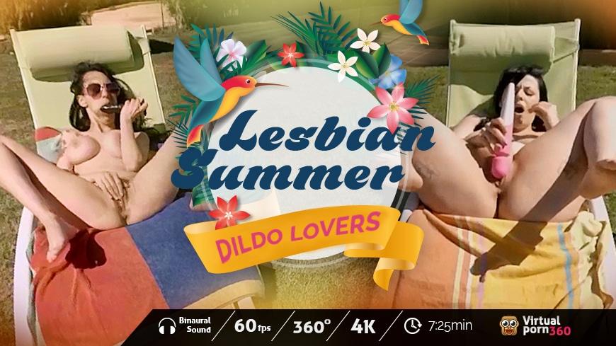 Lesbian Summer: Dildo Lovers