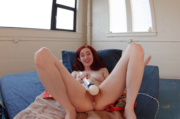 Penny Lay's Creamy Orgasm