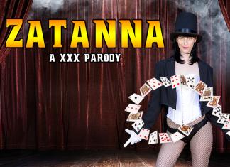 Zatanna A XXX Parody
