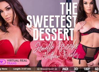 The sweetest dessert