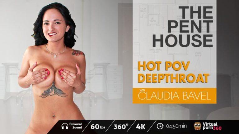 The Penthouse: Hot POV Deepthroat