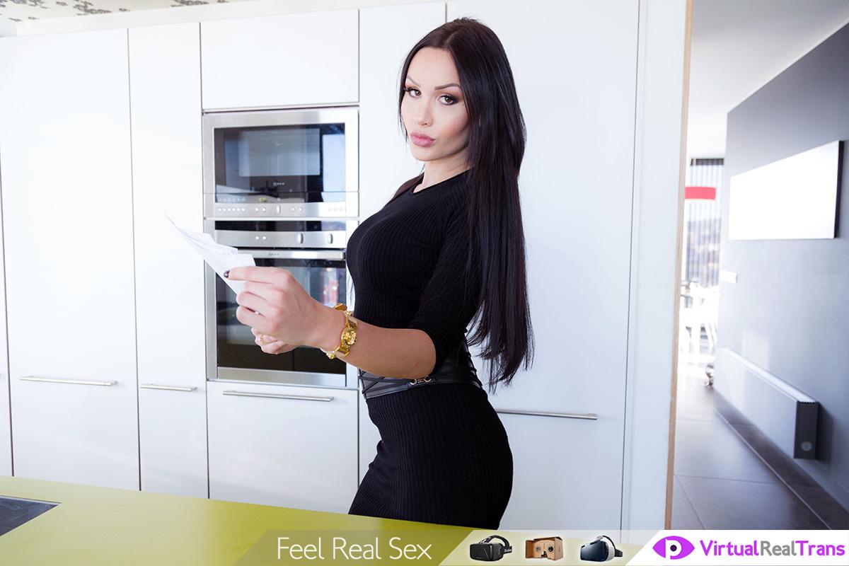 Trans VR Porn