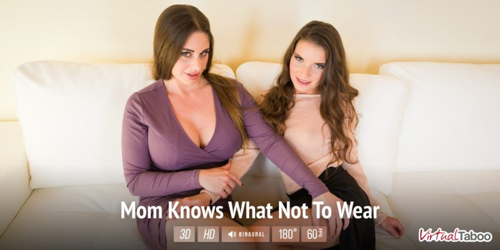 Mom Knows What Not To Wear