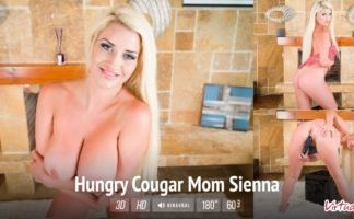 Hungry Cougar Mom Sienna