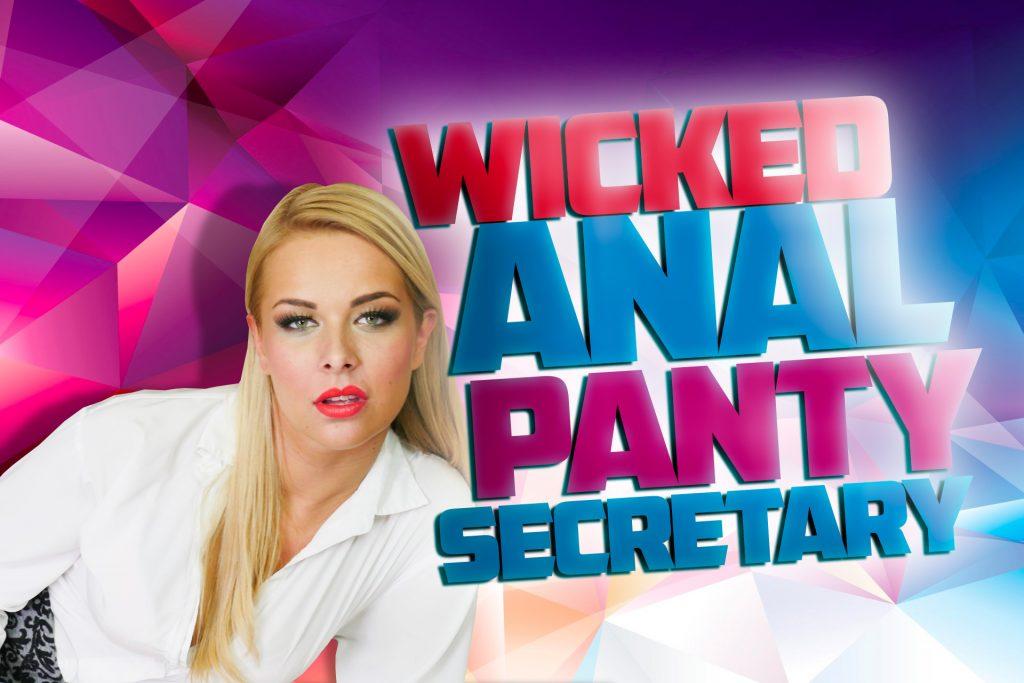 Wicked Anal Panty Secretary Nikki Dream